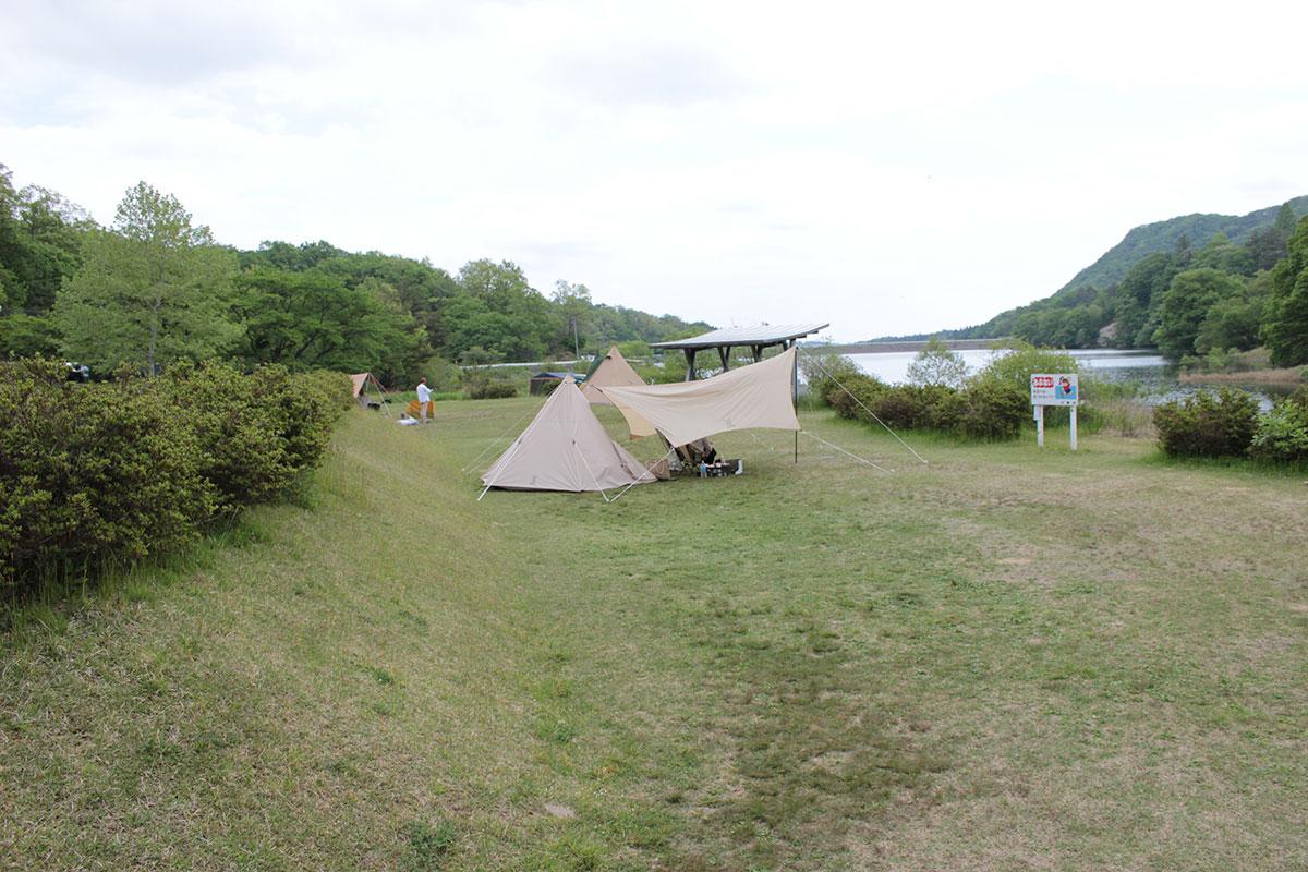 牛野ダム下段1
